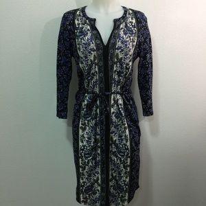 Lucky Brand Boho Dress Size M